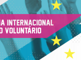 Dia Internacional do Voluntário 2019